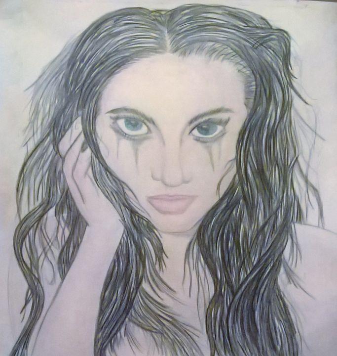 Sad Girl - IainMcL Scotland