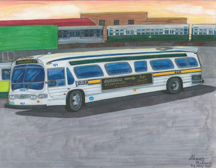 Planet Killers, 1990 - AB-SURD9 Fine Art and Prints LLC