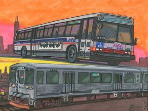 New Jack Transit, 1991