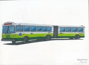 The Big Bend Bus