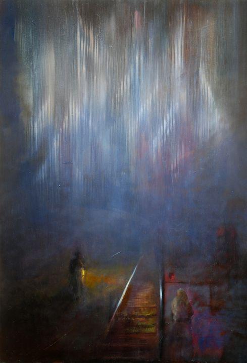 """""""THE YOUNGER ADJUSTER"""" - Jacek Maślankiewicz"""