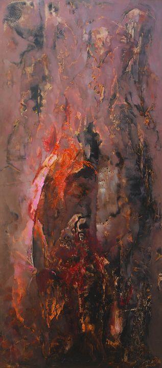 """""""THE TEMPORAL THRONE"""" - Jacek Maślankiewicz"""