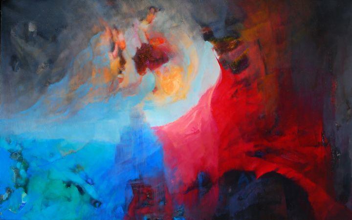 """from the Genesis series """"X DAY"""" - Jacek Maślankiewicz"""
