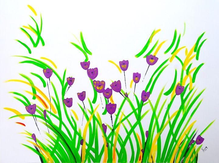Poppy flowers - PooArtGallery
