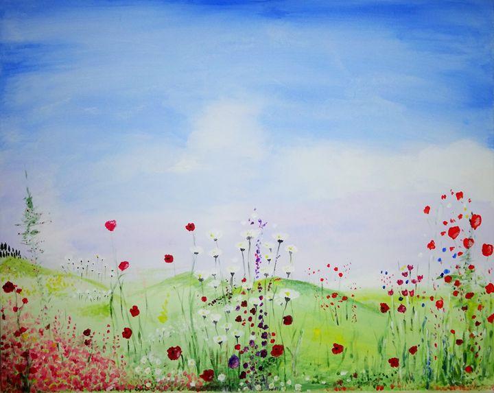 Flower Dance - Tina Bees