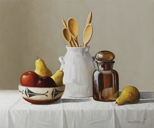 Fruits and Spoons