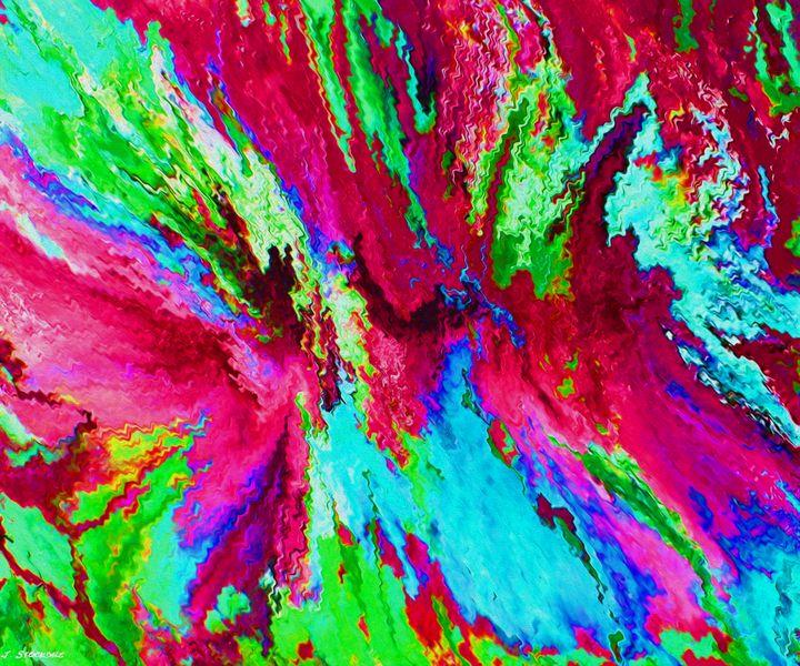 Abstract D - Stocksom Art Prints
