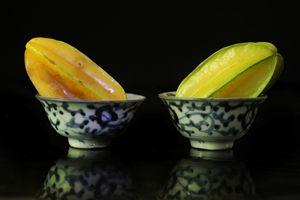 Samtiong and star fruit