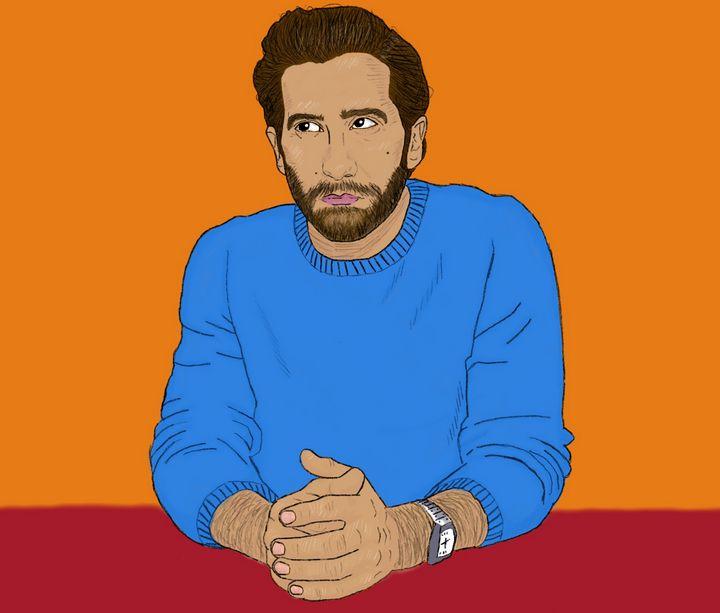 jake gyllenhaal - emily donaldson