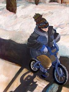 Riding into Winter