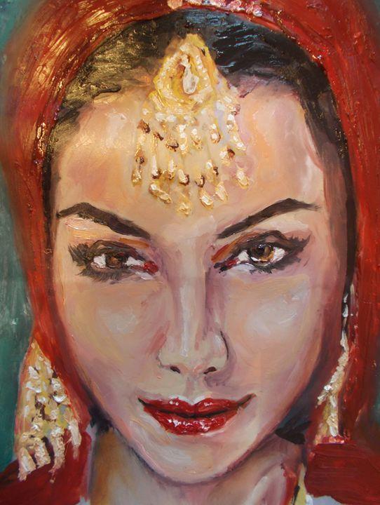Asian Bride - Domhnall Rooney