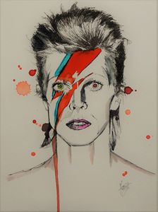 Aladdin Sane one
