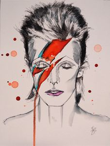 Aladdin Sane two