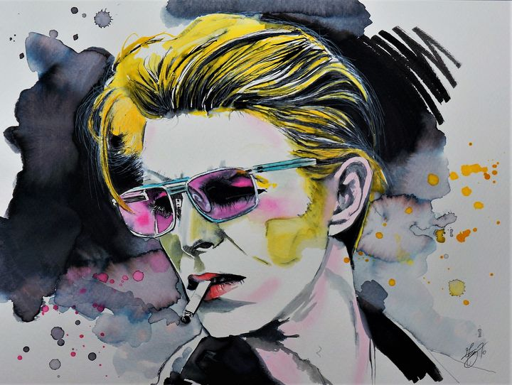 The man who fell to earth - Federica Gallery