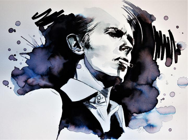 David Bowie, Just a Gigoló - Federica Gallery