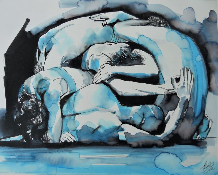 Black Marrow - Federica Gallery