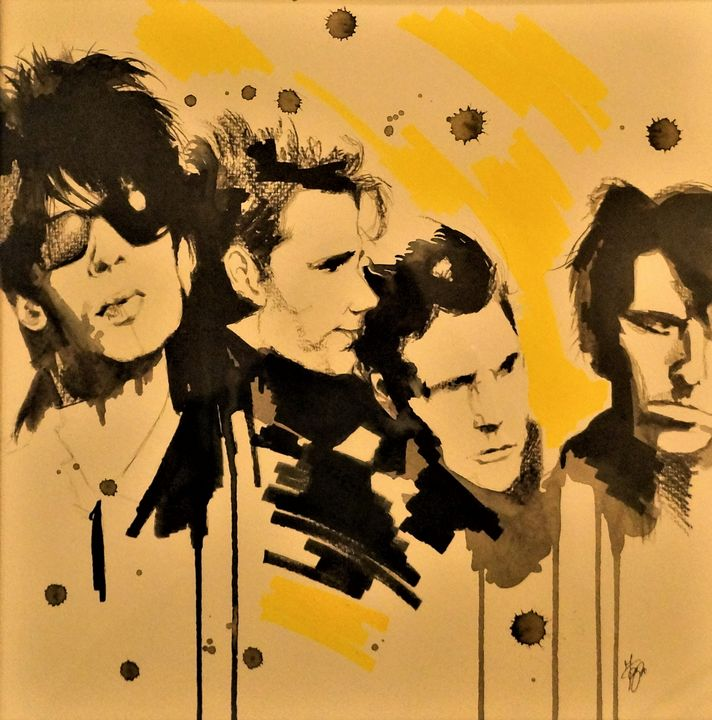 Echo and the Bunnymen - Federica Gallery