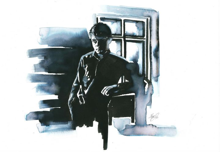 Ian Curtis - Federica Gallery