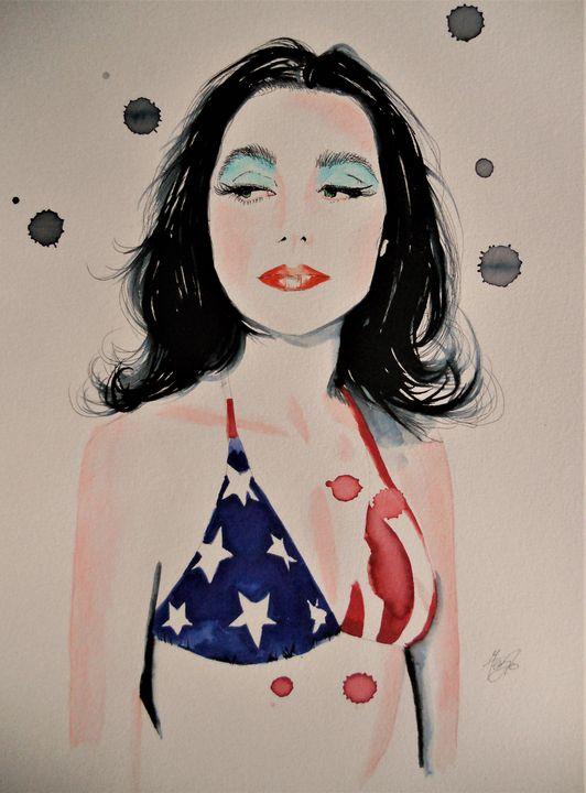 PJ Harvey - Federica Gallery