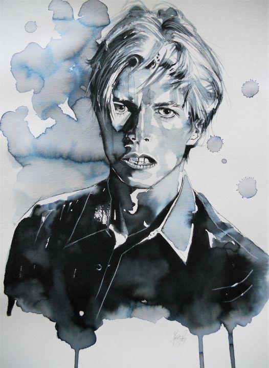 Bowie, Blue Jean - Federica Gallery