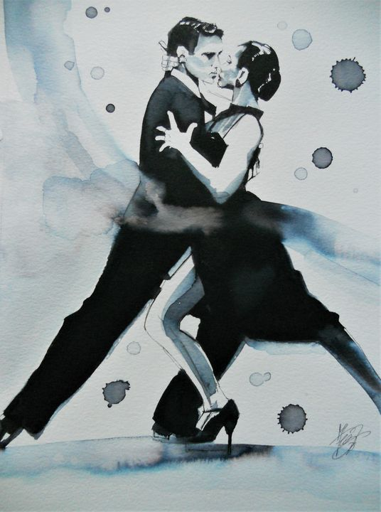 Tango in Buenos Aires - Federica Gallery