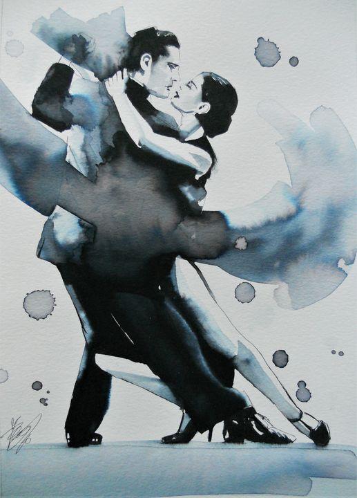 Tango Argentino - Federica Gallery