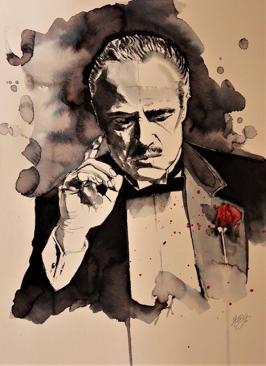 The Godfather, Il Padrino - Federica Gallery