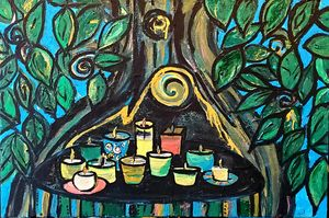 the mothering tree