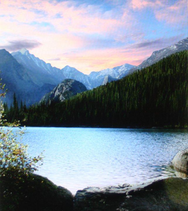 Early morning Bear Lake - Thomas Coulson