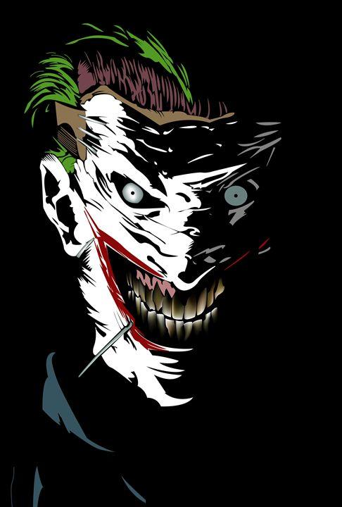 Dollmaker Joker - Affleck Drew It