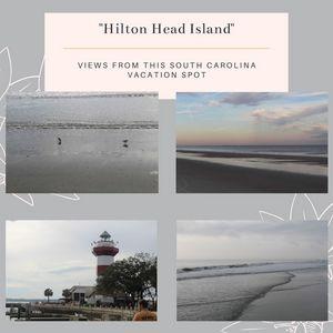 Hilton Head Island Stationary Pack