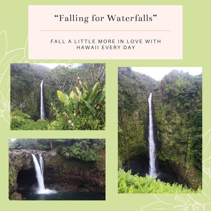 Falling for Waterfalls Pack - Worth Writing Home About