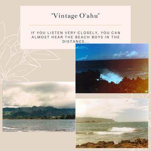 Vintage O'ahu Stationary Pack