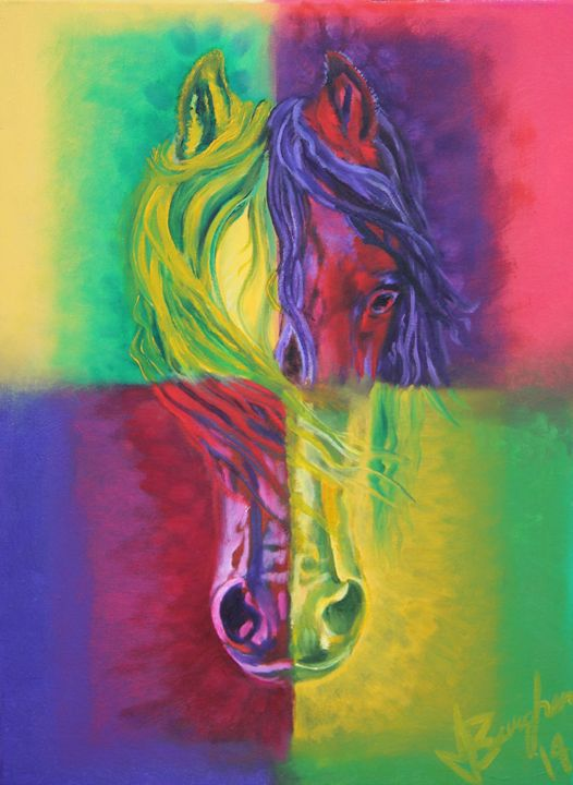 Abstracto Lusitano - Burgher