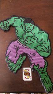3D Origami Hulk -  Ross.alexis9531