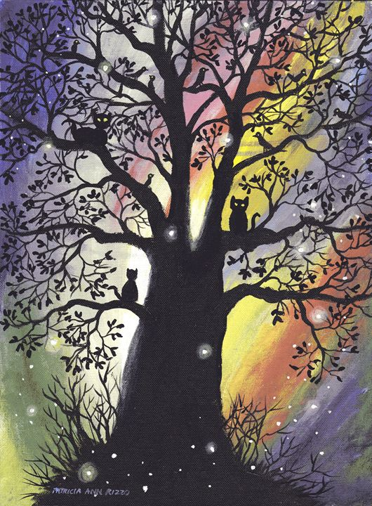 The Magic Tree by Patricia Ann Rizzo - Patricia Ann Rizzo