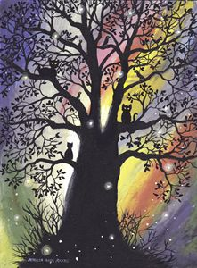 The Magic Tree by Patricia Ann Rizzo