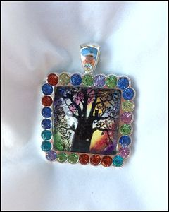 Pendant - The Magic Tree