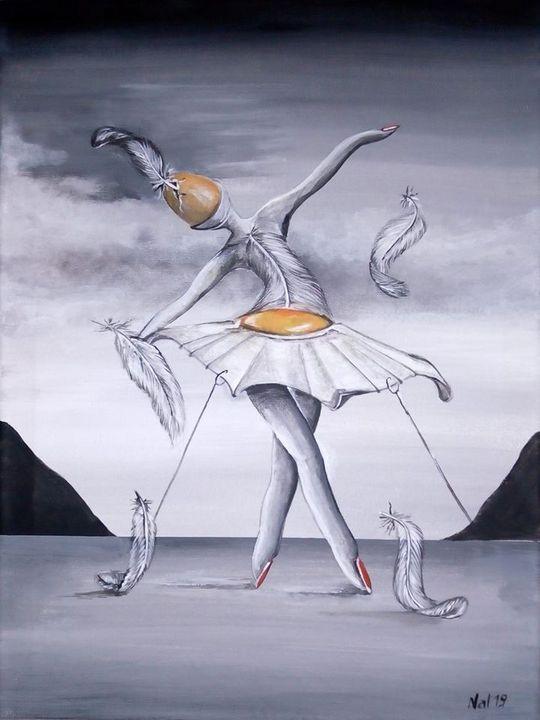 """Le lac des poules"" - KOLACINSKI Natacha"