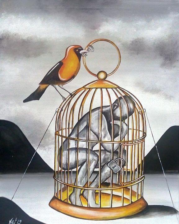La liberté de penser - KOLACINSKI Natacha