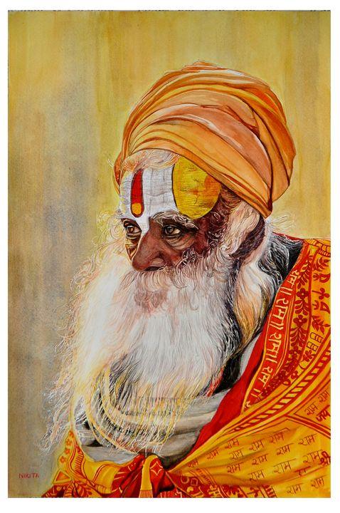 Sadhu : A ray of hope - Nikita Shah