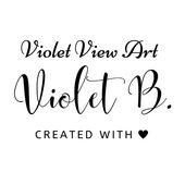 Violet View Art