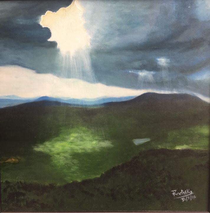Rays of Hope - Radzart