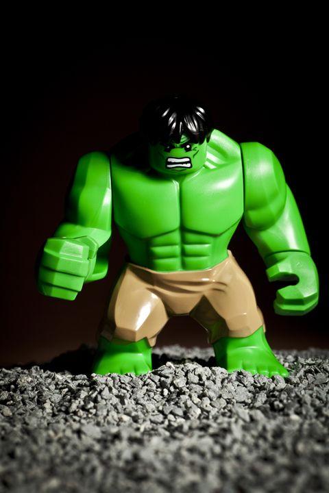 Hulk Smash - Jammy Photography
