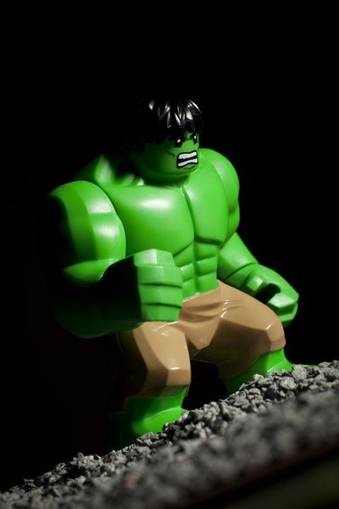 Hulk - Jammy Photography