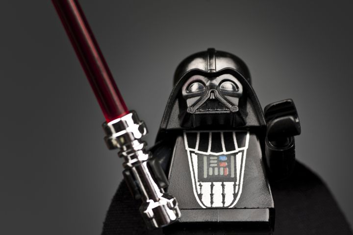 Darth Vader - Jammy Photography