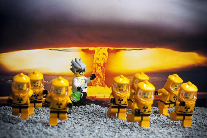Nuclear Melt Down - Jammy Photography