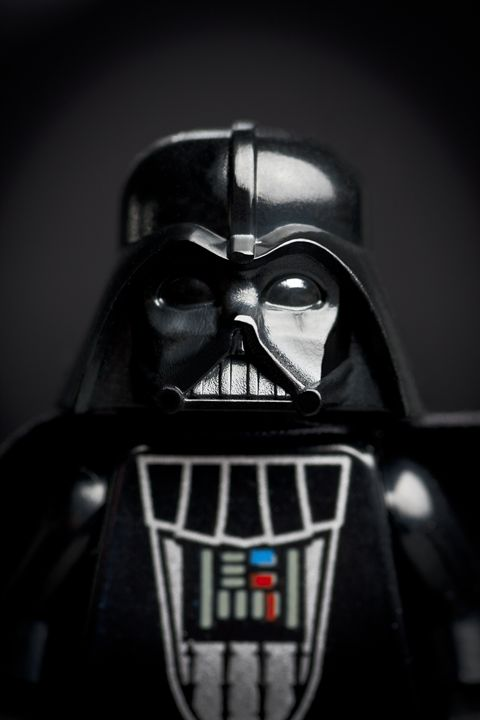 Lego Darth Vader - Jammy Photography
