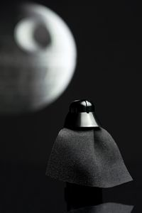 Vader & His Death Star