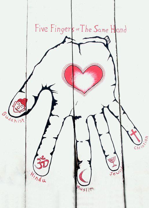 Five Fingers - Munir Alawi